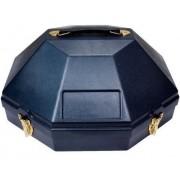 Caixa para Chapéu Importada Azul
