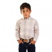 Camisa Infantil ML Roper
