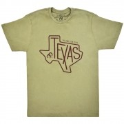 Camiseta Cowboys Marrom Estampa Texas