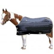 Capa de Proteção Partrade para Cavalo Azul