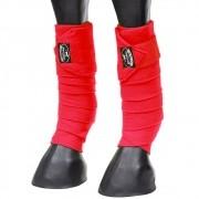Liga de Descanso Boots Horse Vermelha