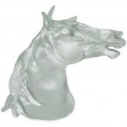 Petisqueira de Alumínio Cabeça de Cavalo