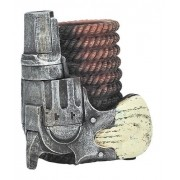 Porta Objeto Importado em Resina Revolver