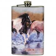 Porta Whisky Cavalos