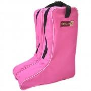Sacola Cowboys em Nylon Para Botas Rosa