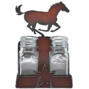 Suporte Importado para Saleiro e Pimenteiro Cavalos