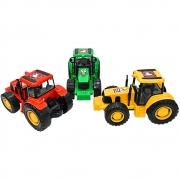 Brinquedo Trator Grande Fazendeiro