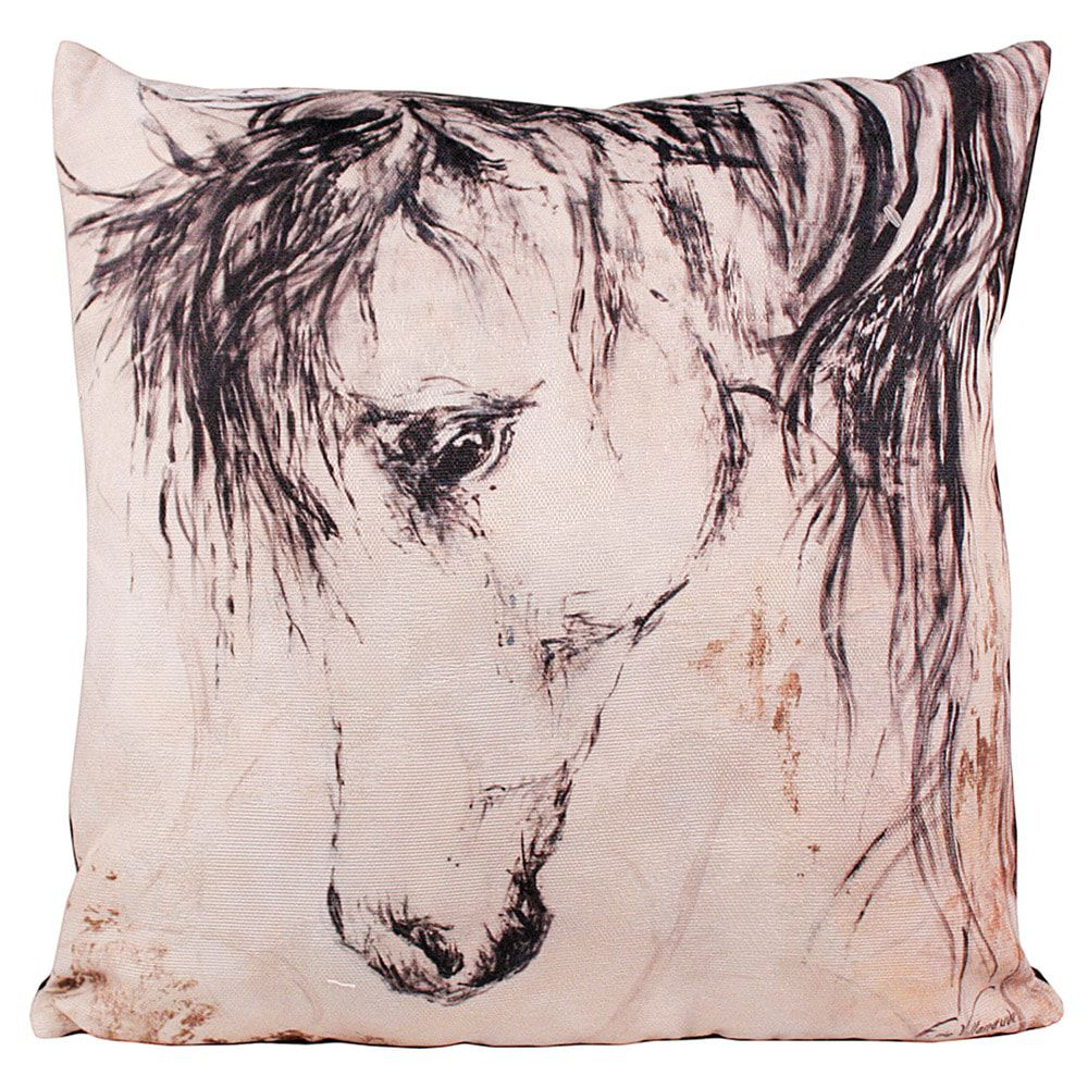 Almofada Clássica Cavalo