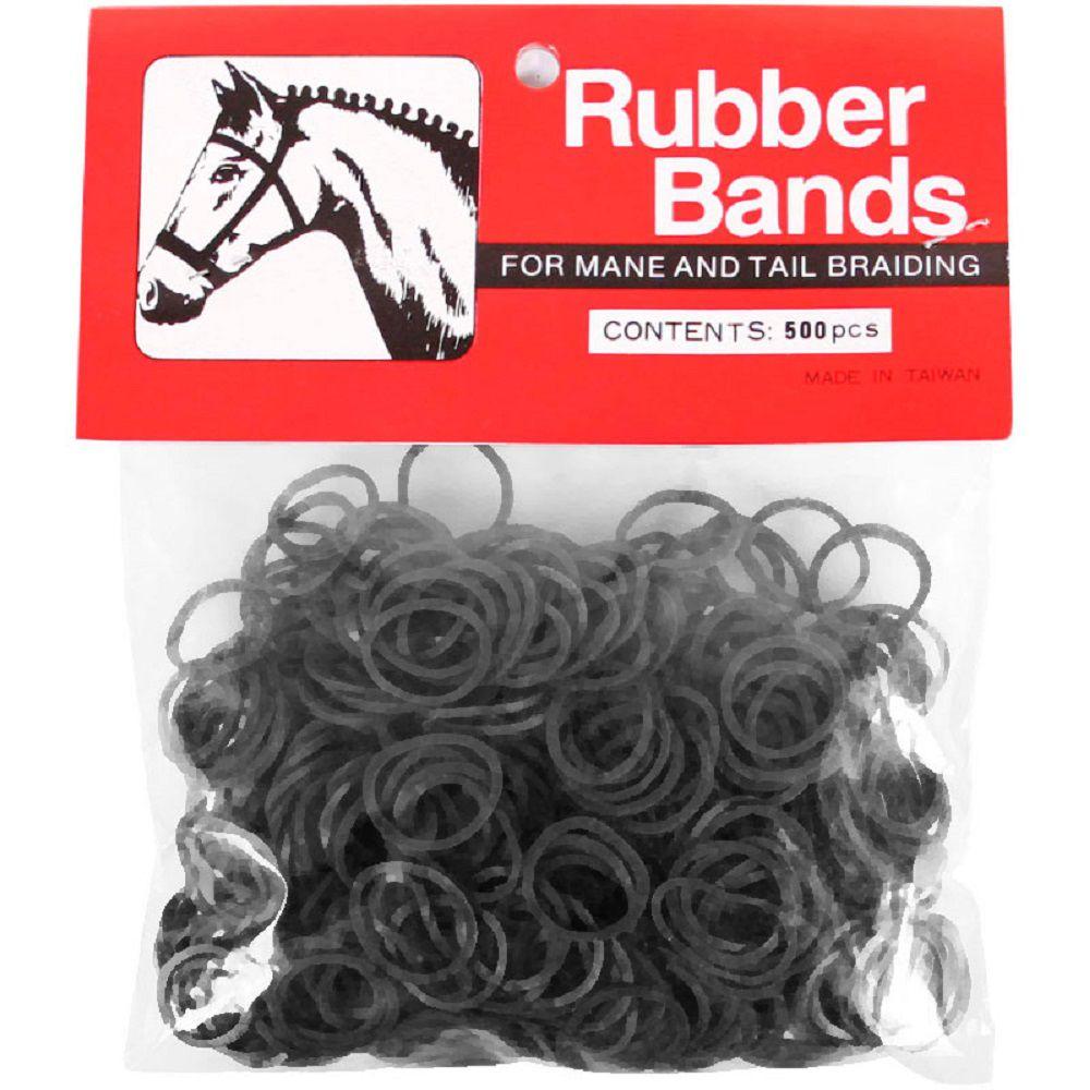 Banda Elástica Para Crina Rubber Bands
