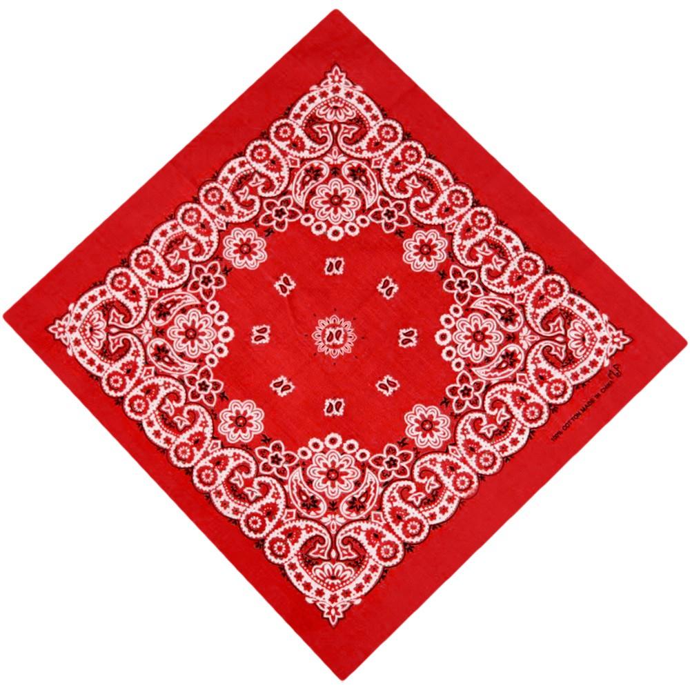 Bandana Importada Vermelha