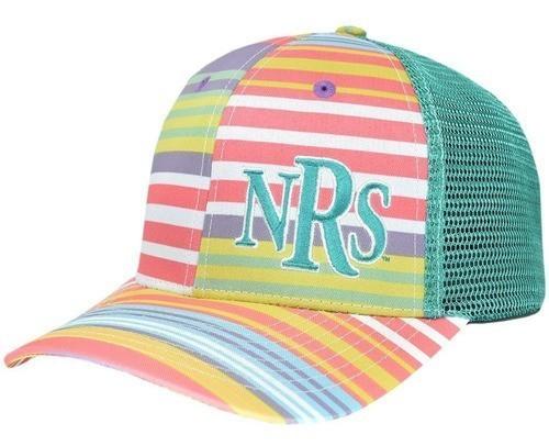 Boné NRS Ranch Colorido Com Tela Verde