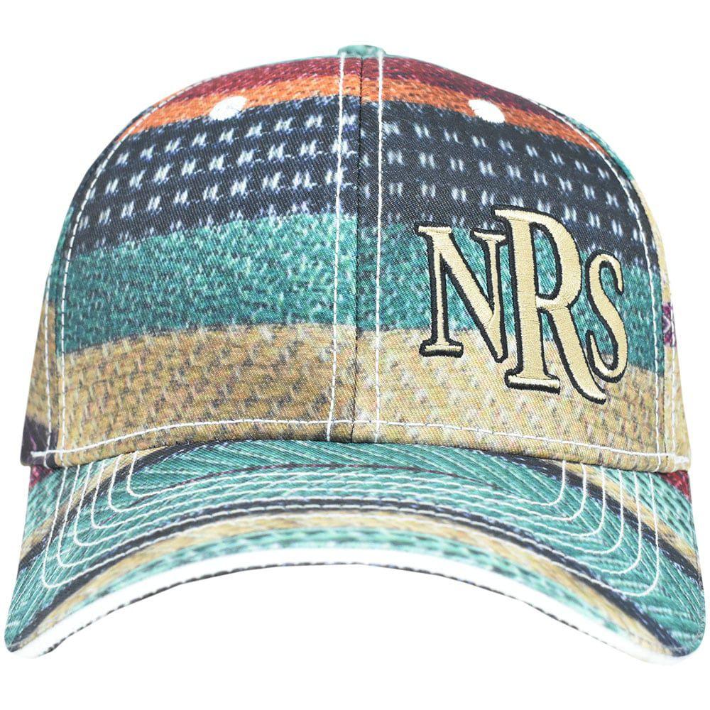 Boné NRs Ranch Colorido Copa Fechada