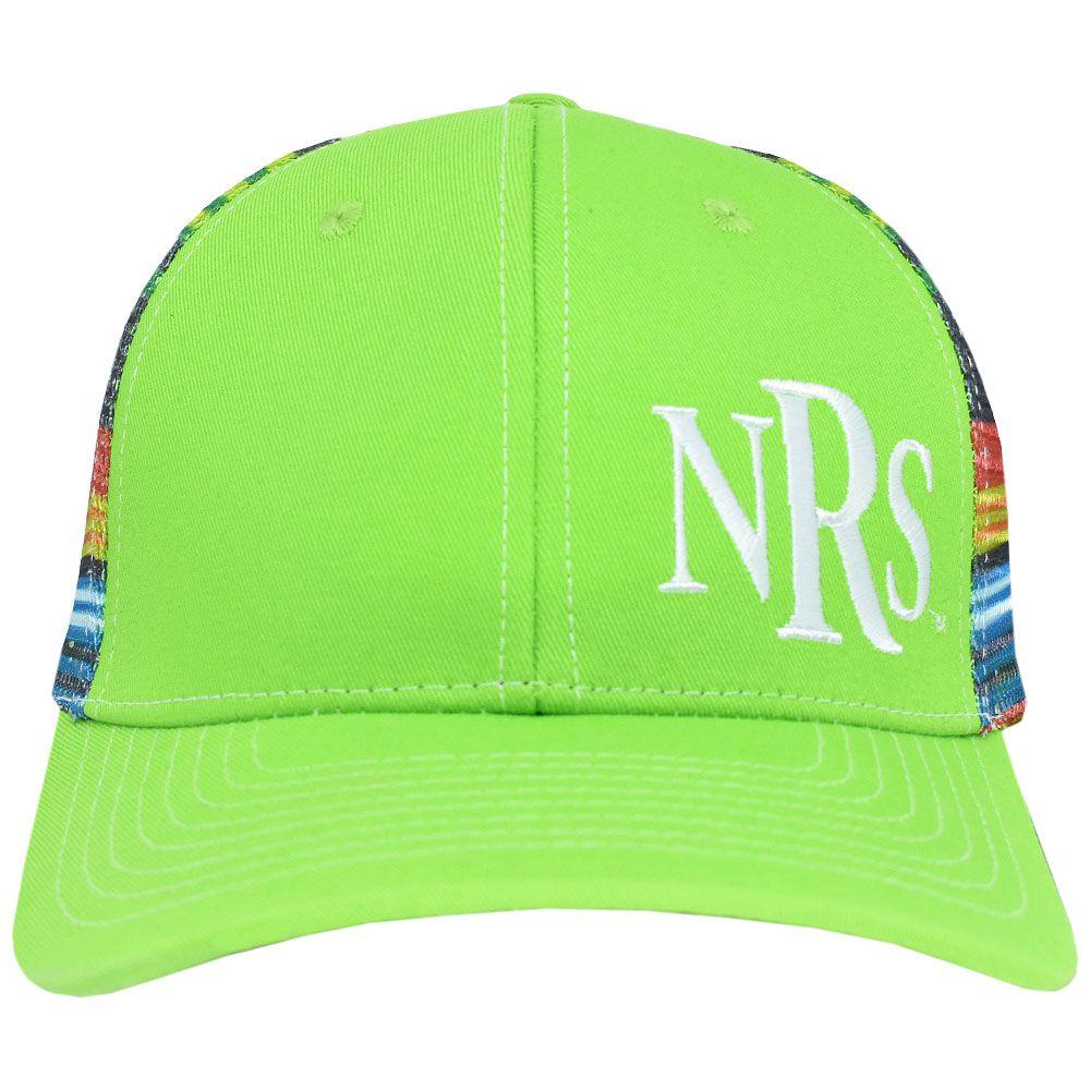 Boné NRS Ranch Verde Limão Telado