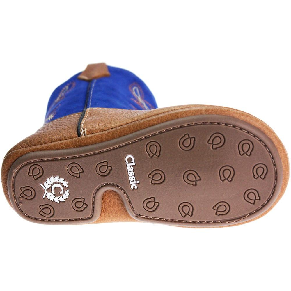 Bota Infantil Classic Azul