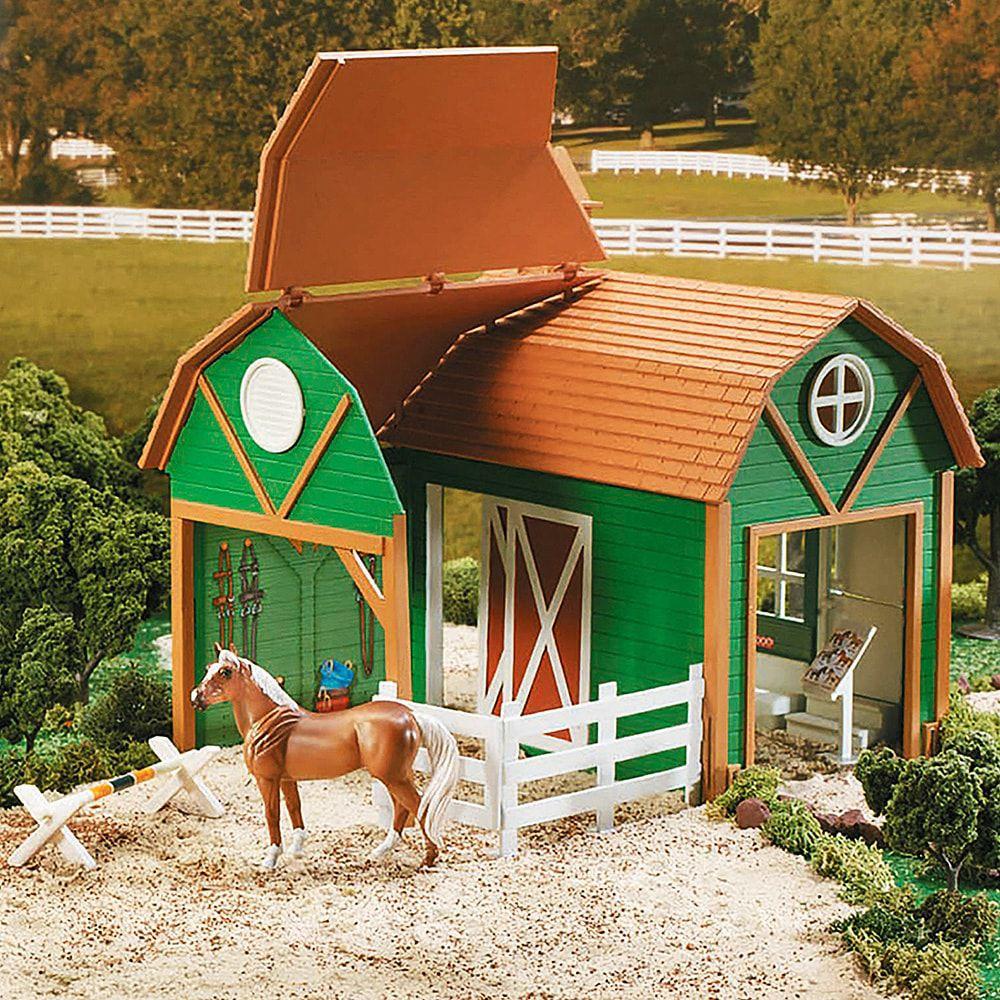 Brinquedo Breyer Academia de Equitação