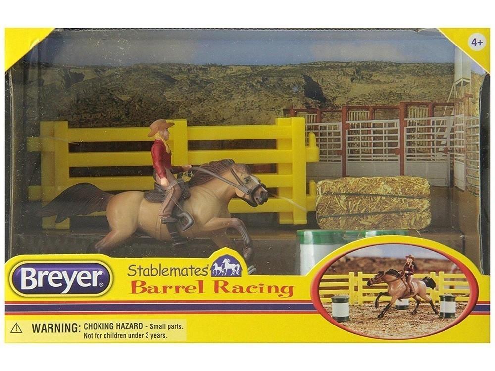Brinquedo Breyer Prova dos Três Tambores