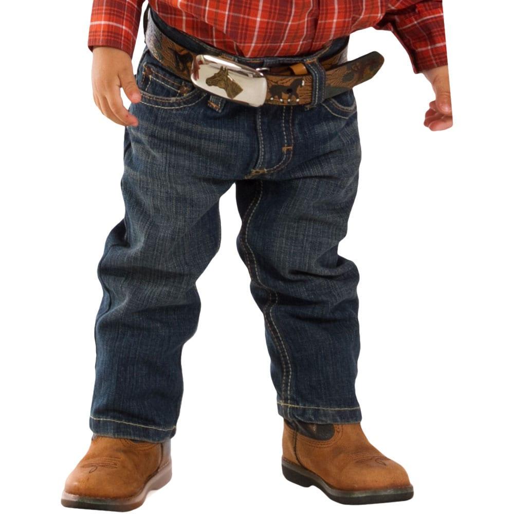 Calça Baby Wrangler Cowboy