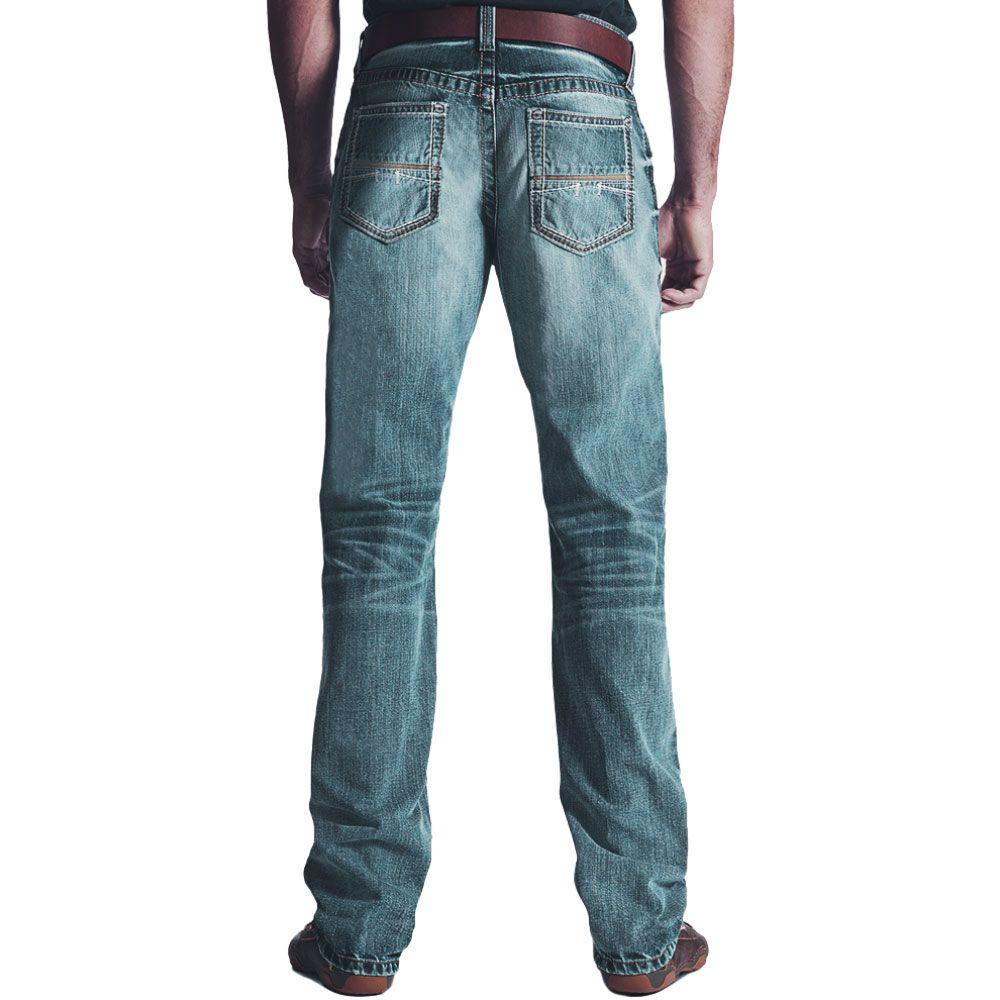 Calça Jeans Ariat Low Rise Fashion Boot Cut