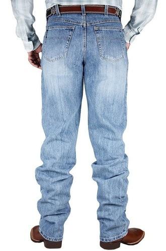 Calça Jeans Cinch Black Label Light Relaxed