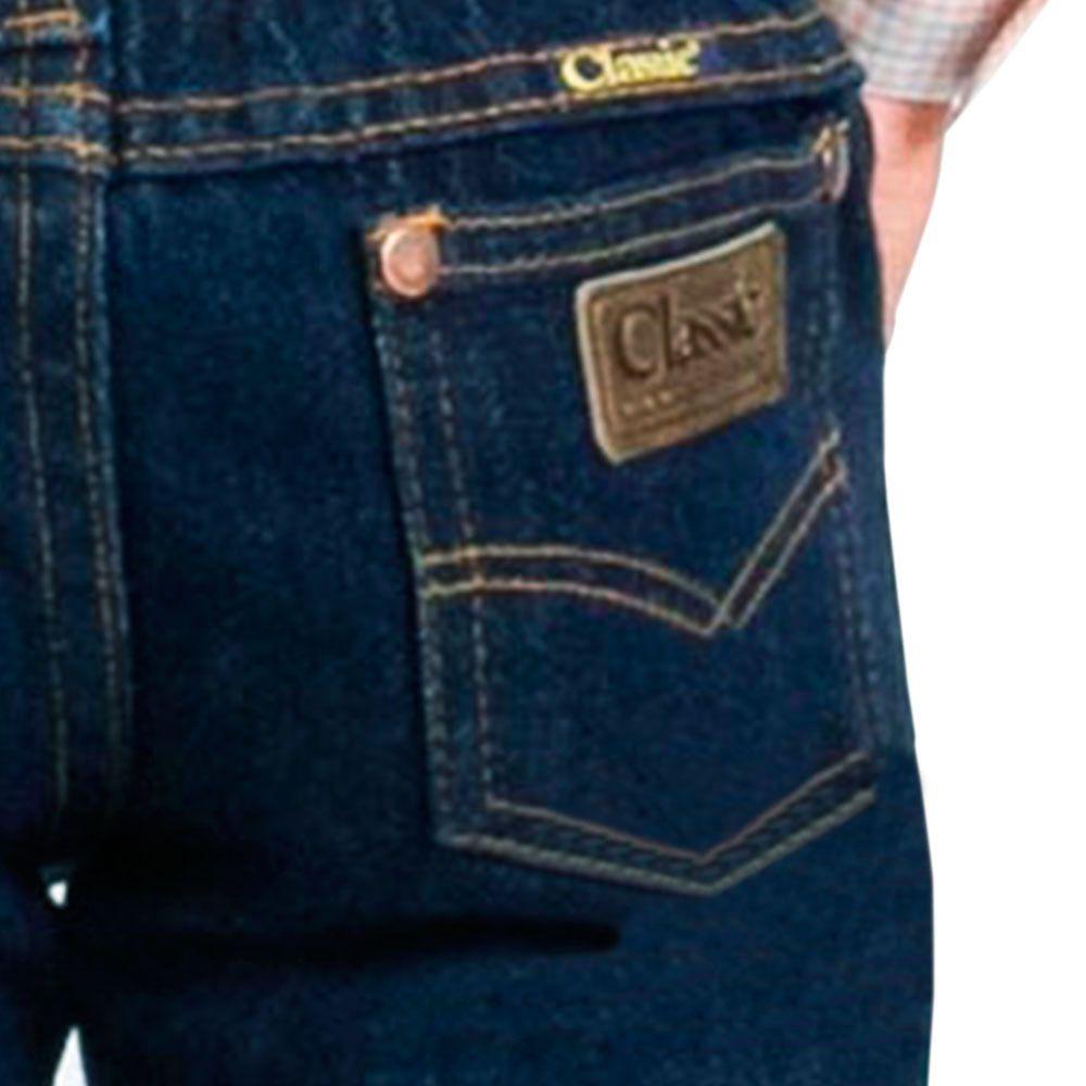 Calça Jeans Lavado Infantil Classic