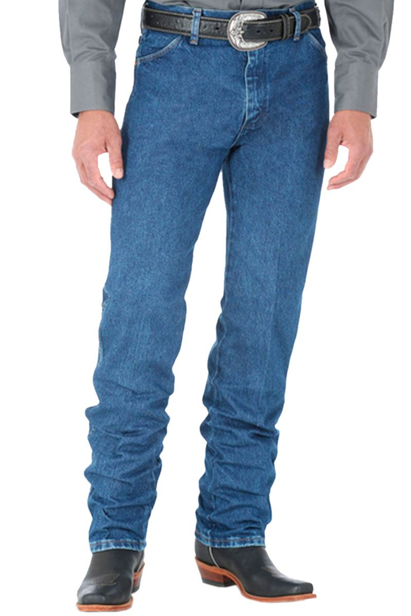Calça Wrangler Cowboy Cut Original Fit Estonada