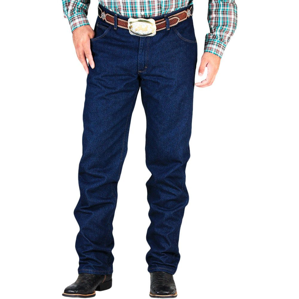 Calça Wrangler Cowboy Cut Regular Fit