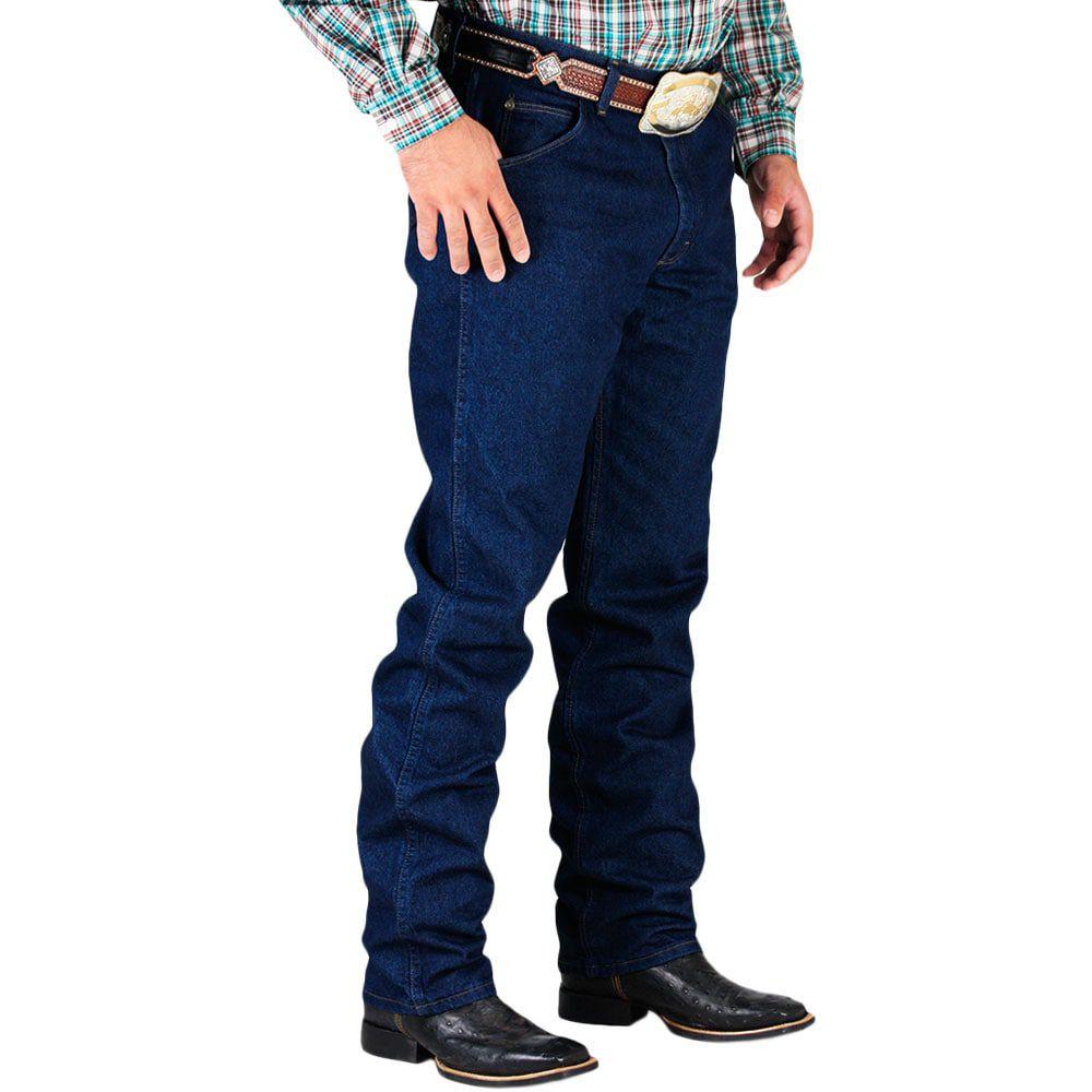 Calça Wrangler Cowboy Cut Regular Fit