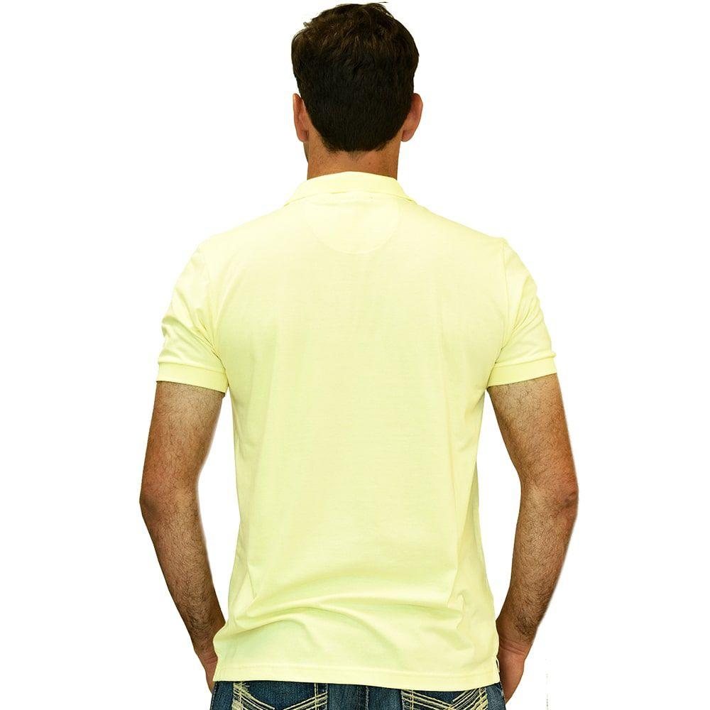 Camisa Polo Cowboys Amarela