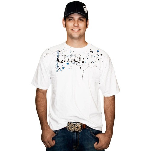 Camiseta Cinch Branca