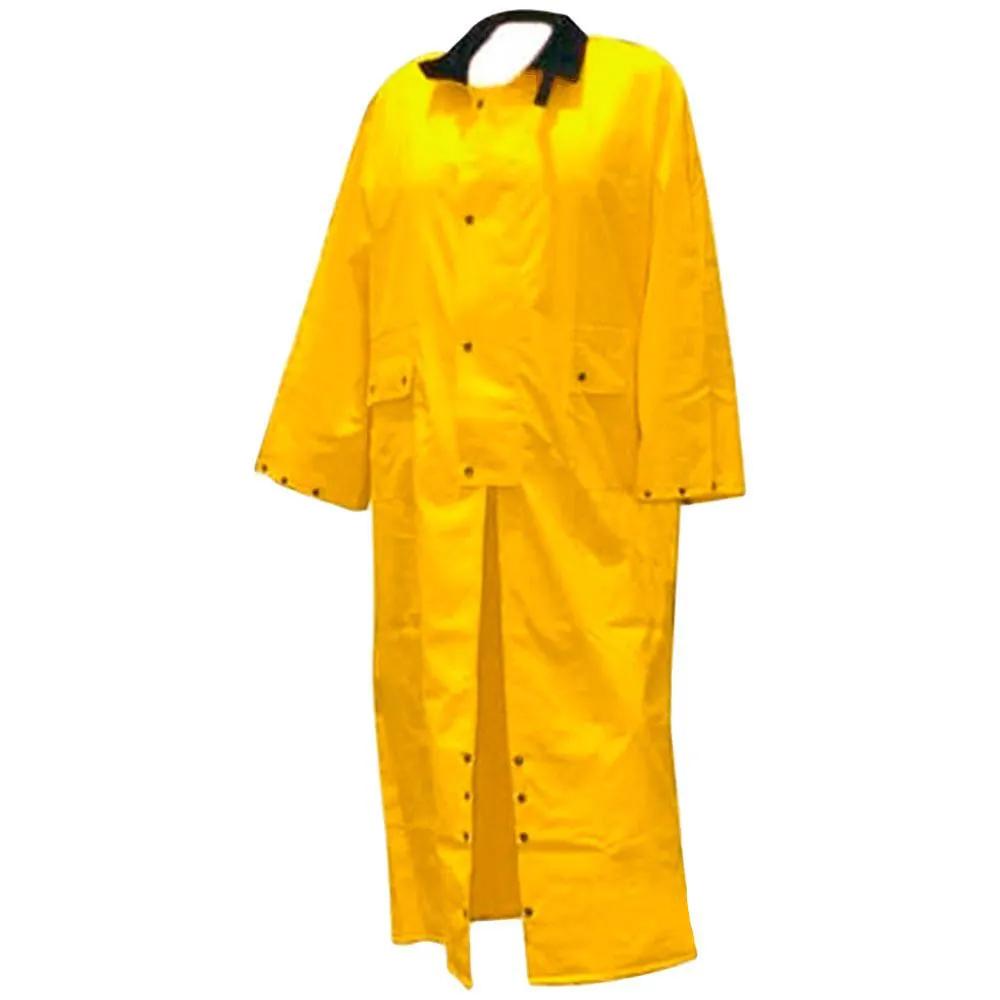 Capa de Chuva na cor Amarela