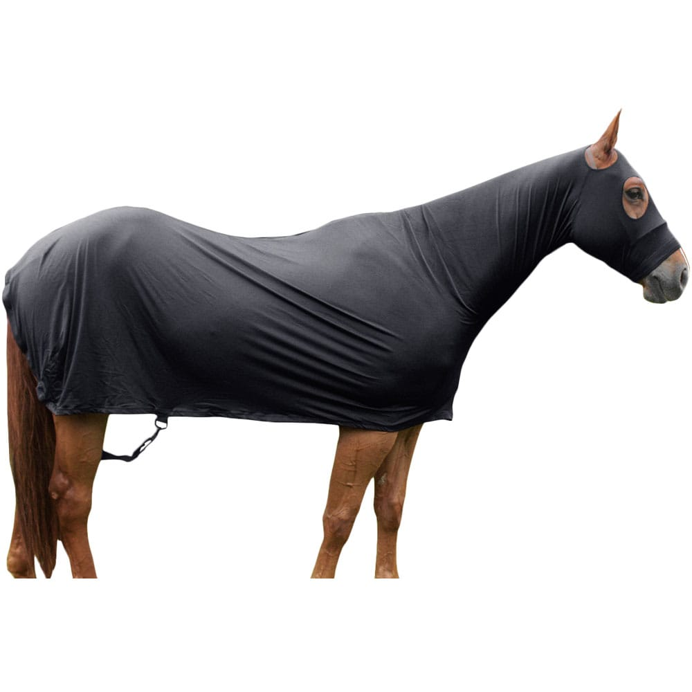 Capa Protetora Para Cavalo Weaver Leather Preta