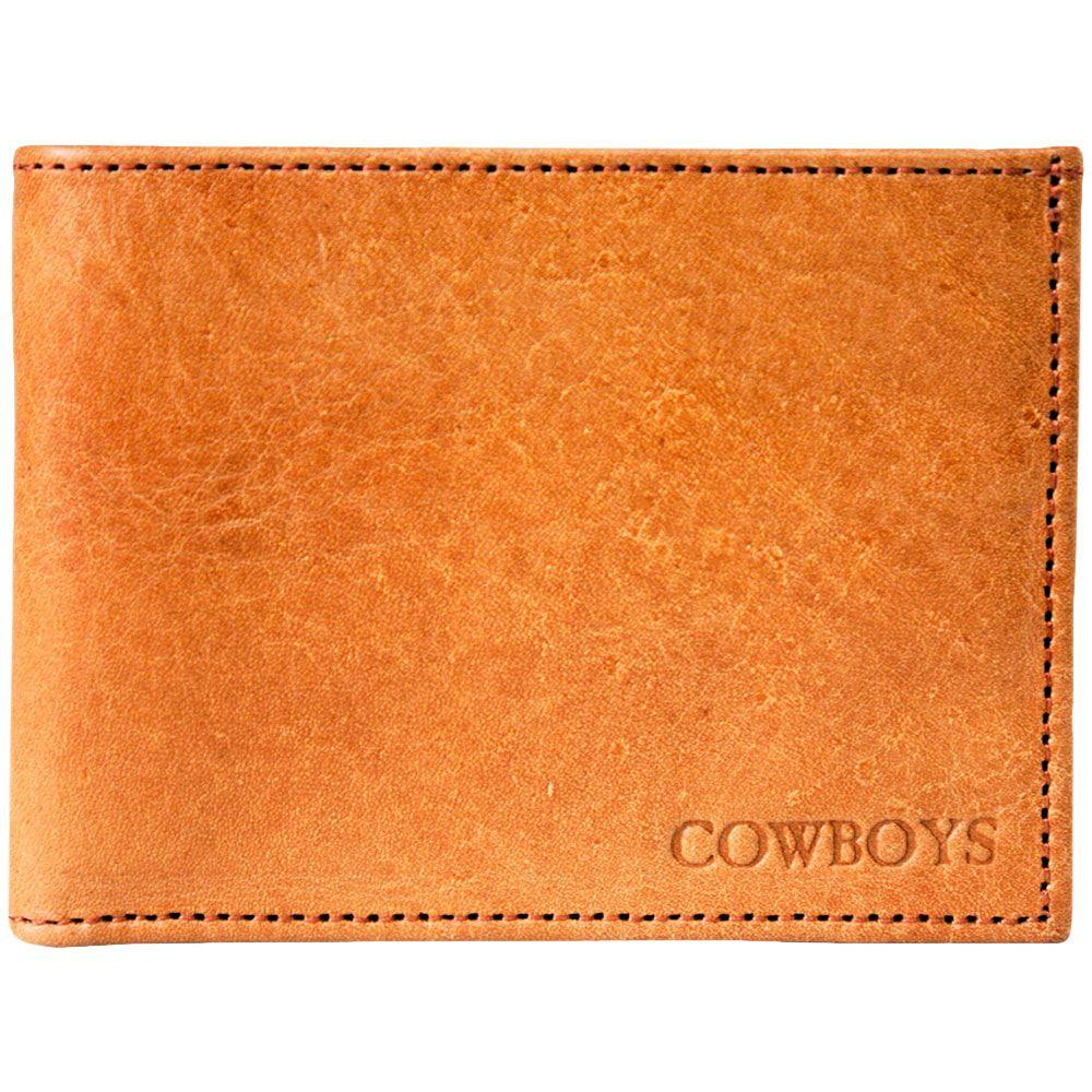 Carteira Cowboys Whisk em Couro