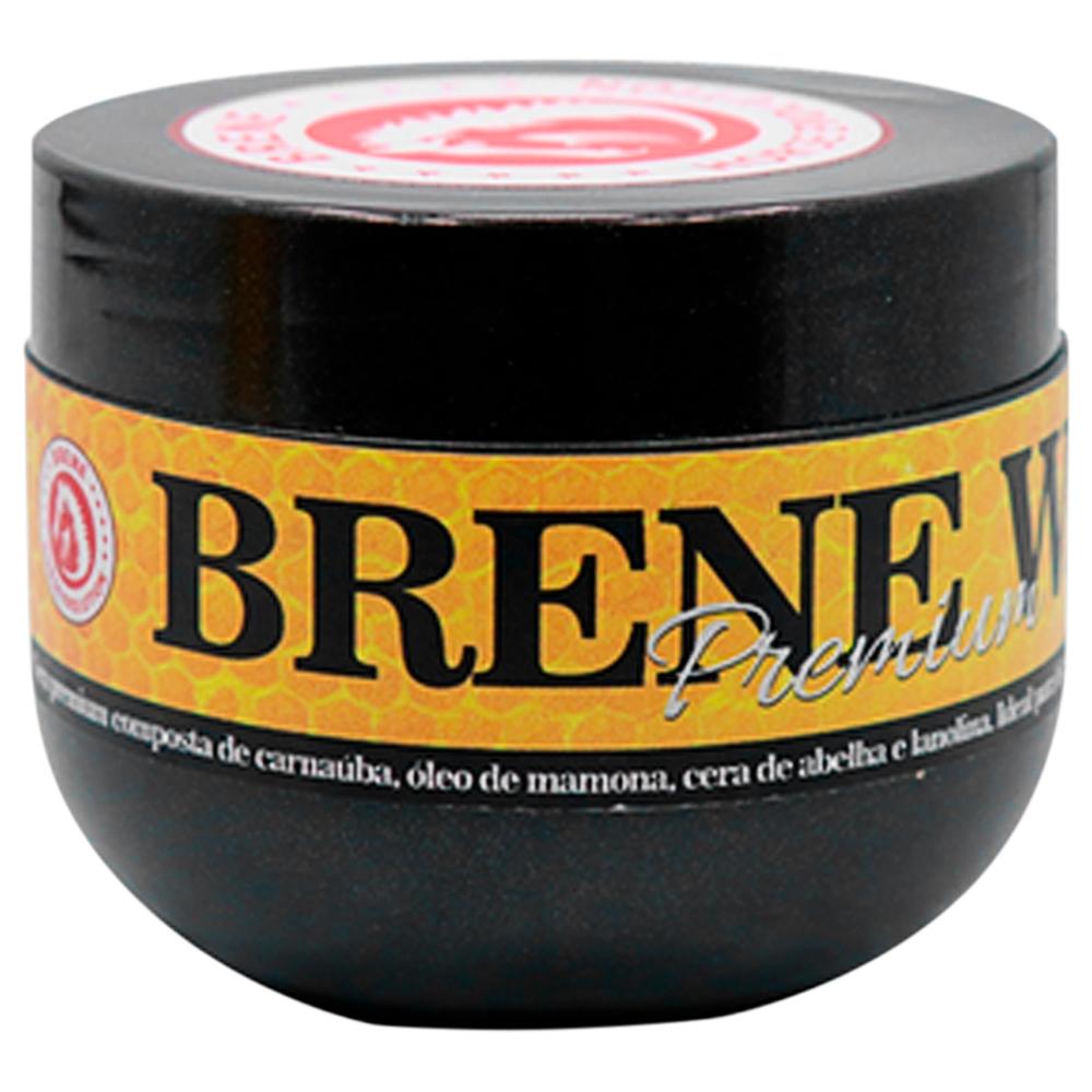 Cera Premium Brene Horse Hidratação de Couro Brene Wax 280g