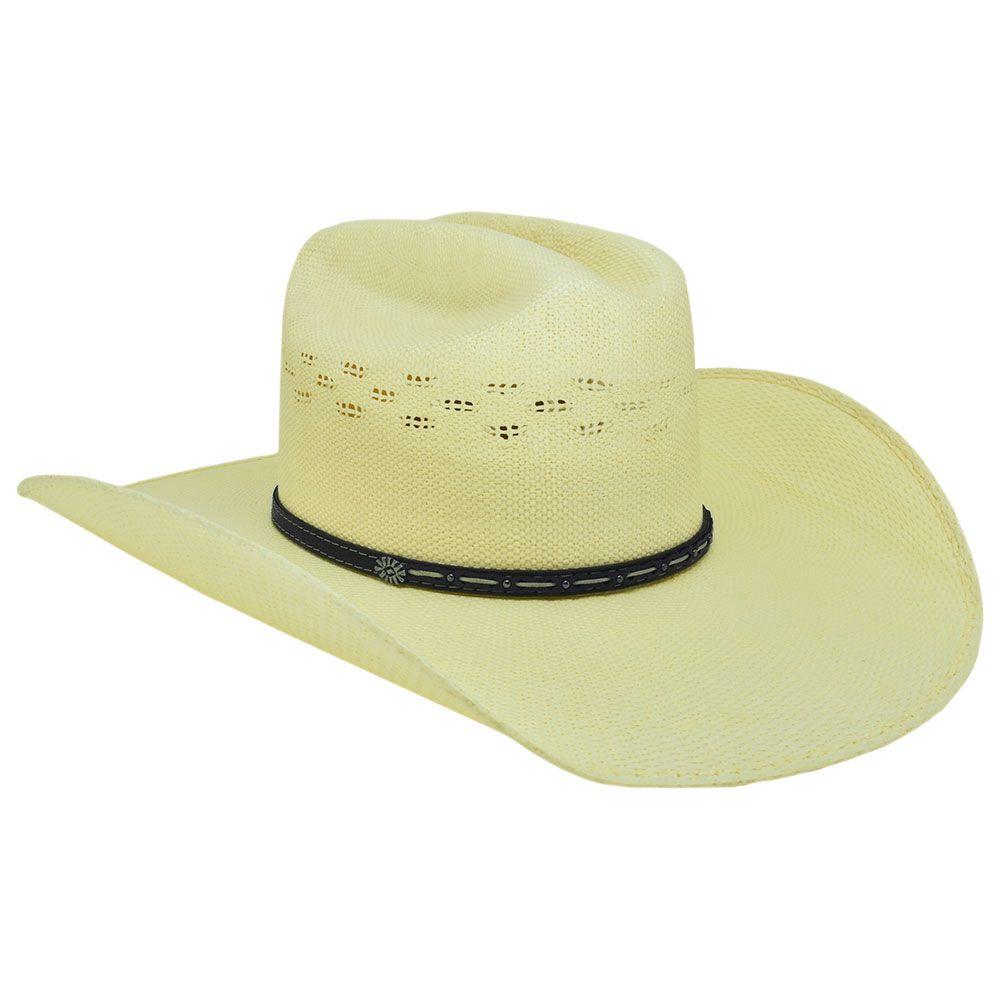 Chapéu Ariat de Palha Bangora