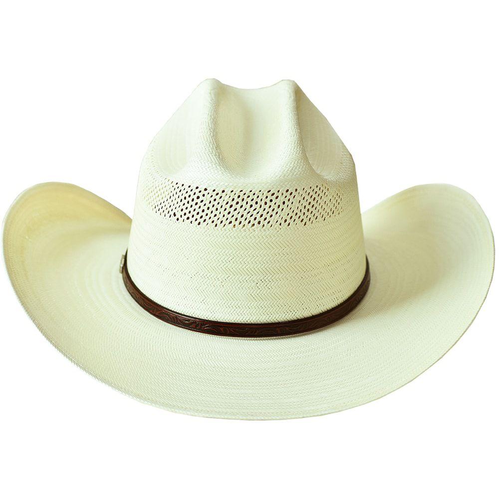 Chapéu de Palha 10x Resistol Cross Tie