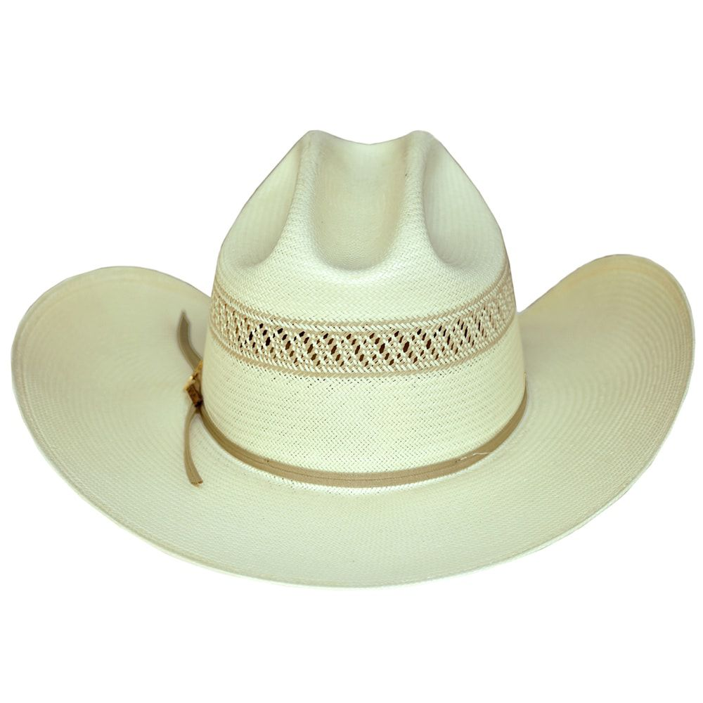 Chapéu de Palha 10x Resistol Hat Wildfire USTRC