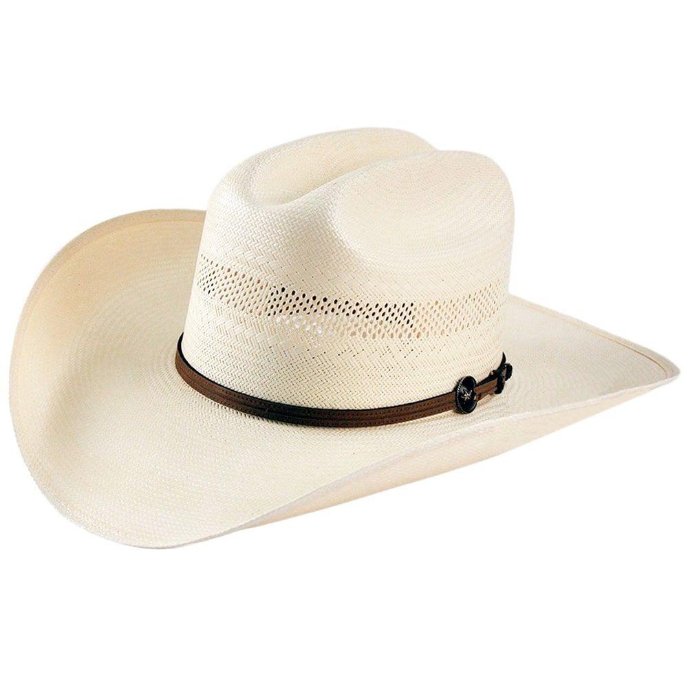 Chapéu de Palha 10x Resistol Runa Nail