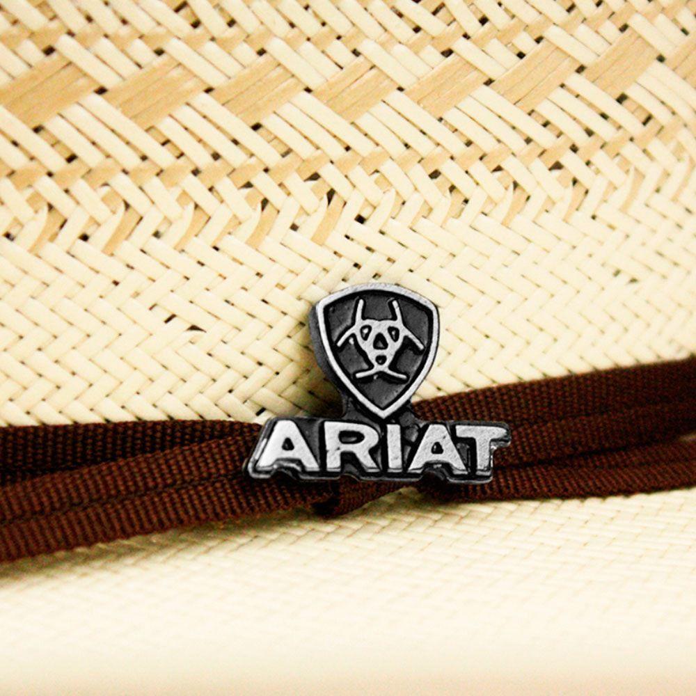 Chapéu Ariat 20X de Palha