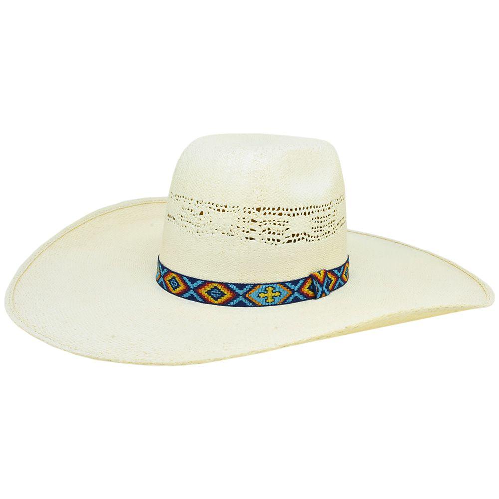 Chapéu de Palha Copa Redonda