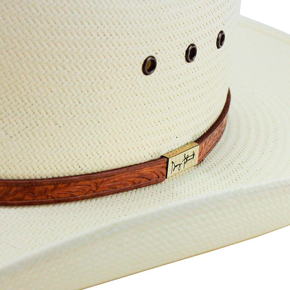12c7e4c358fe9 Chapéu de Palha Resistol George Strait - Loja Cowboys