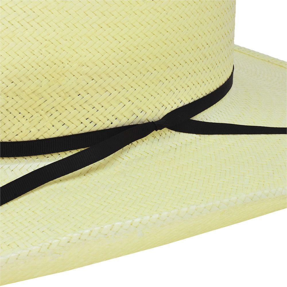 Chapéu de Palha Tipo Panamá