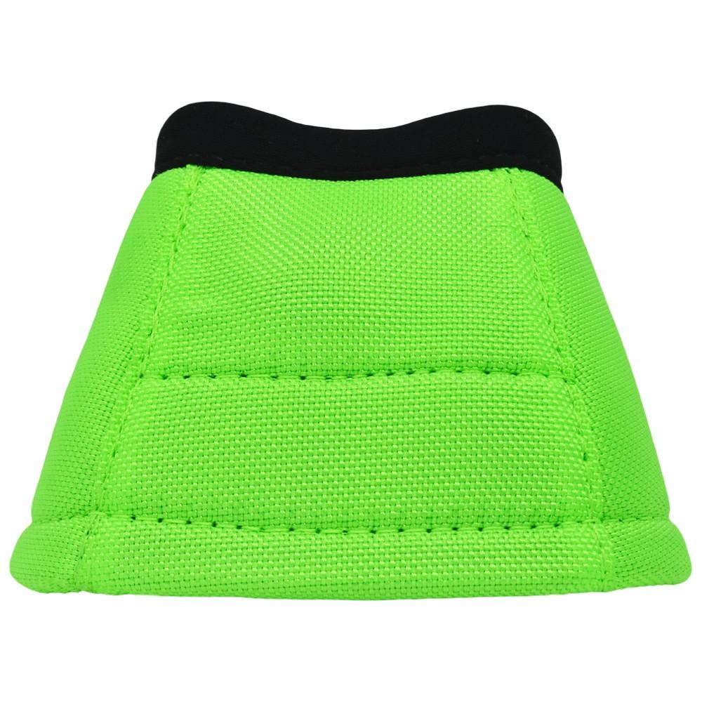 Cloche de Neoprene Equitech Verde Fluorescente