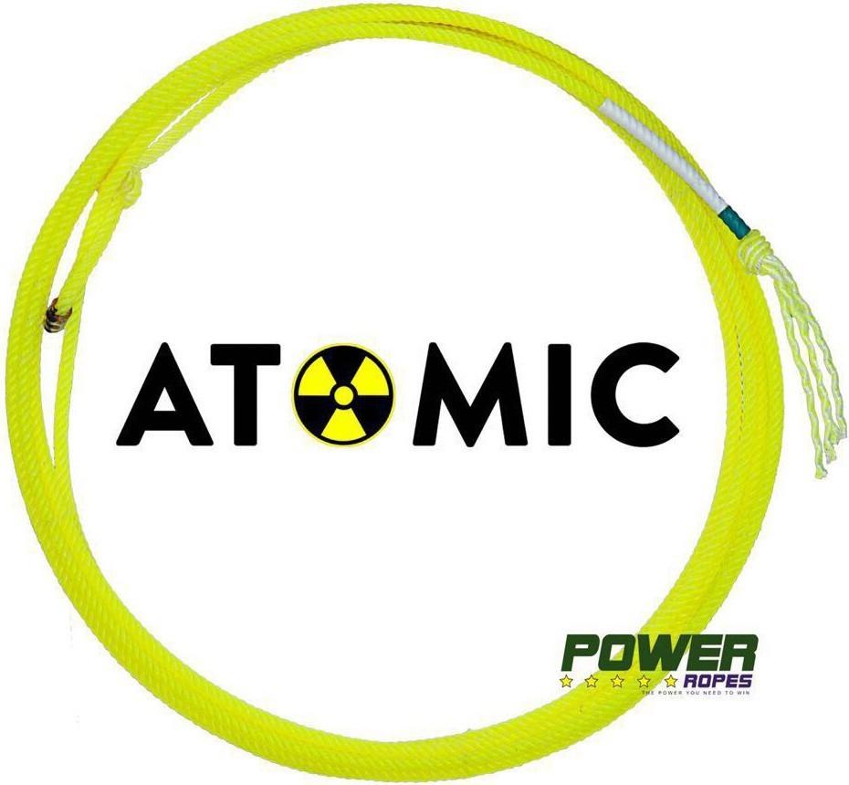 Corda de Laço Power Ropes Atomic Medium 4 Tentos