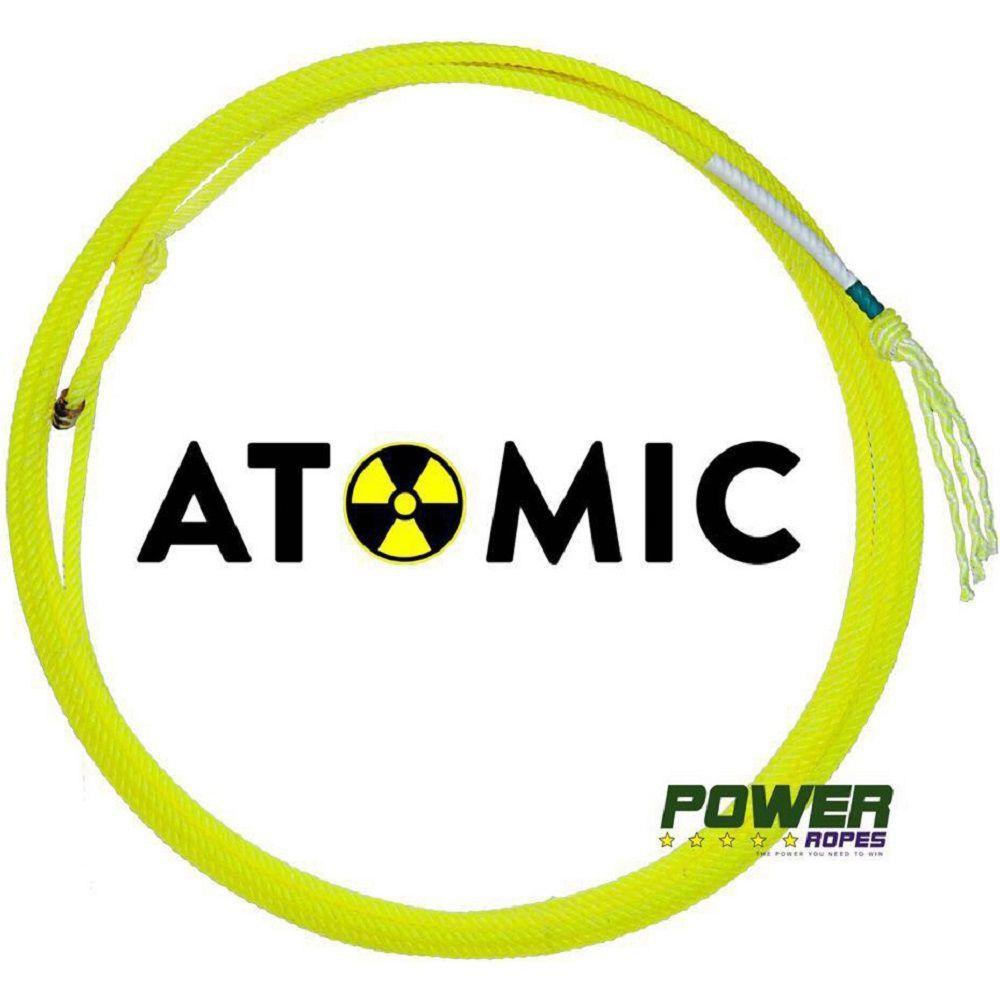 Corda de Laço Power Ropes Atomic Medium Soft 4 Tentos