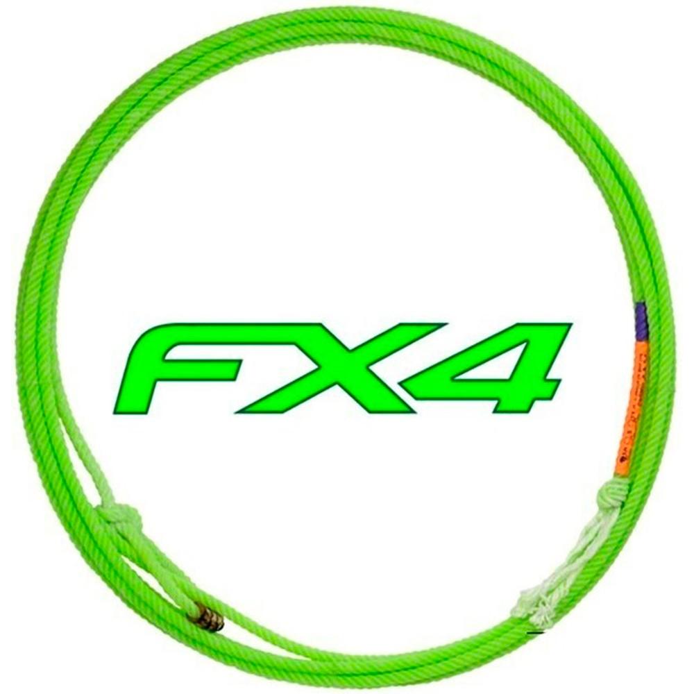 Corda de Laço Power Ropes FX4 Soft 4 Tentos
