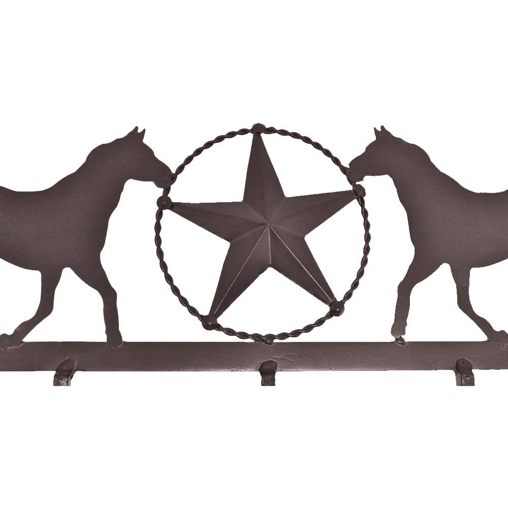 Gancho Importado Cavalos e Estrela