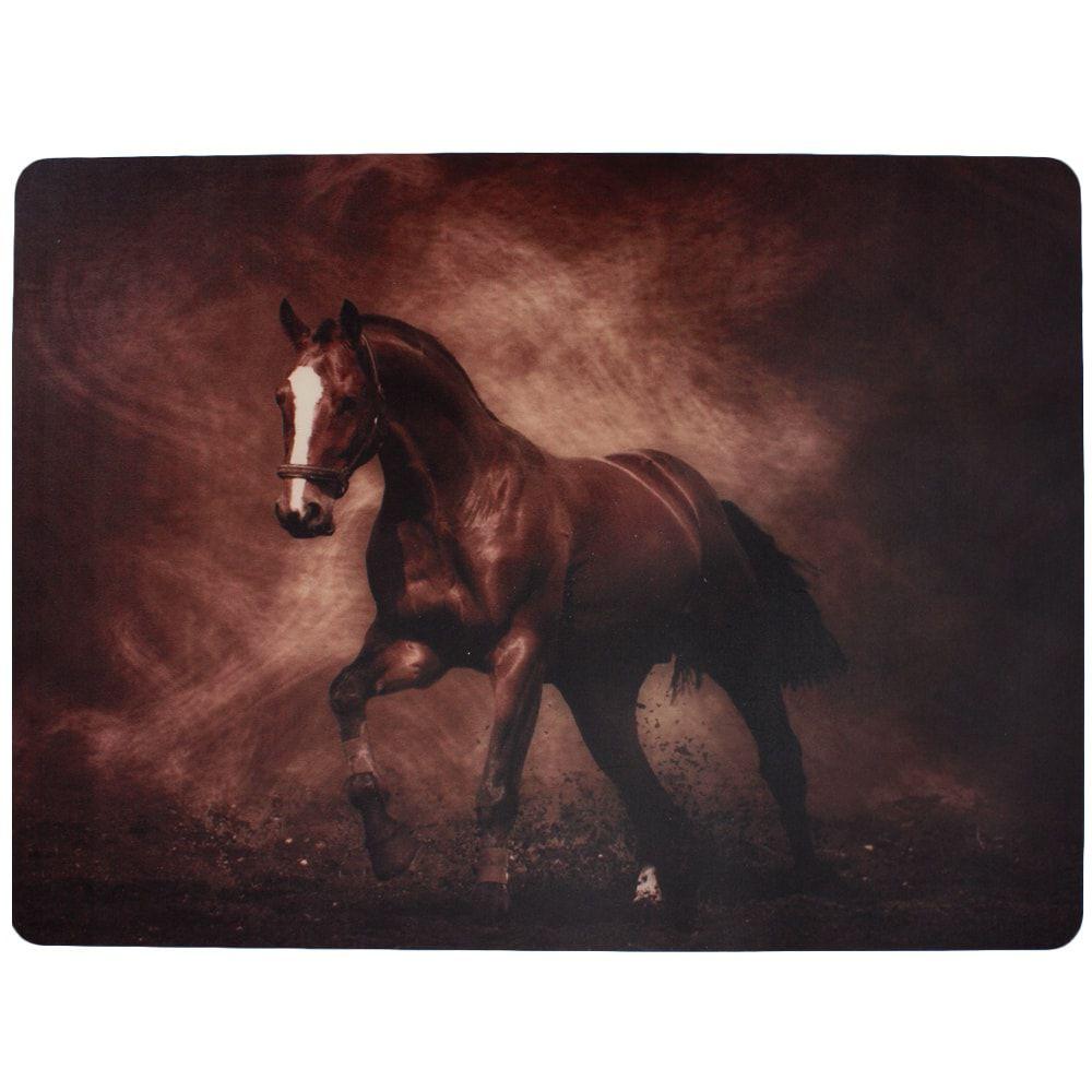 Jogo Americano Cavalo Quarto De Milha Individual