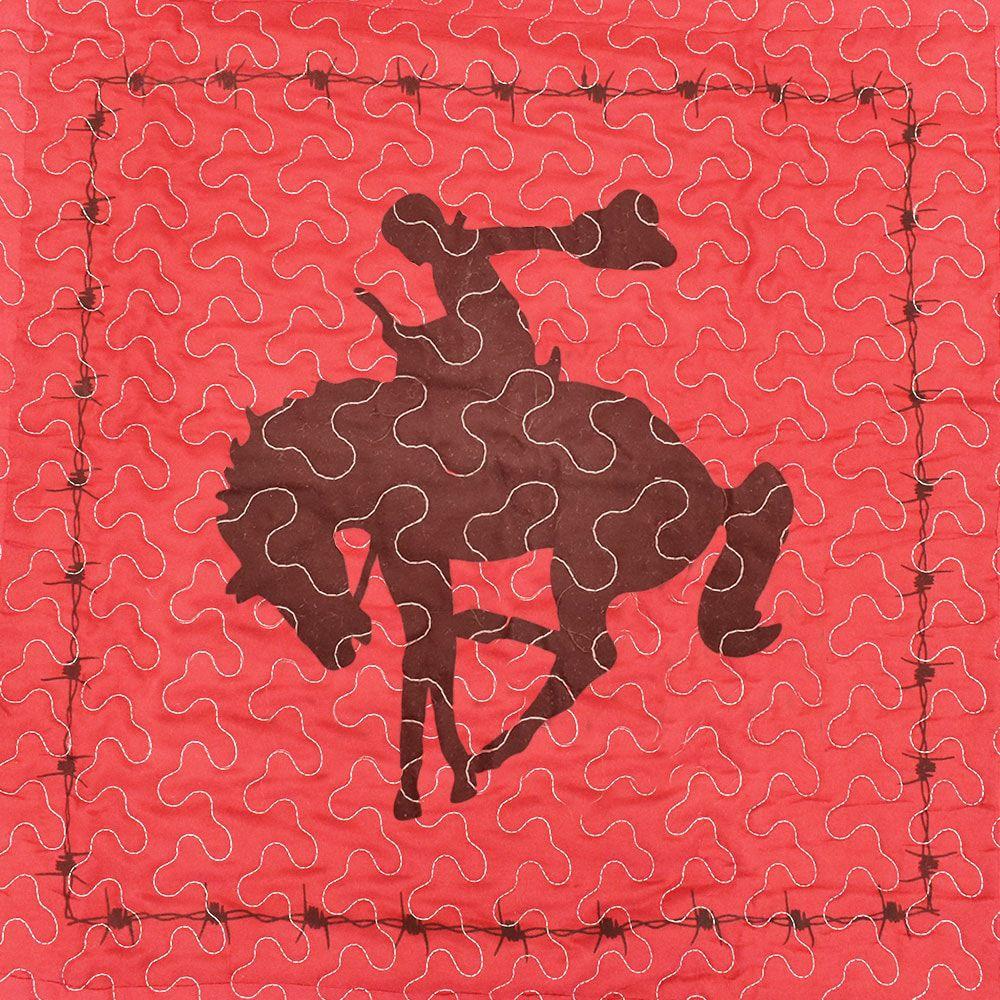 Jogo de Cama Country Importado Cowboy Rodeo King