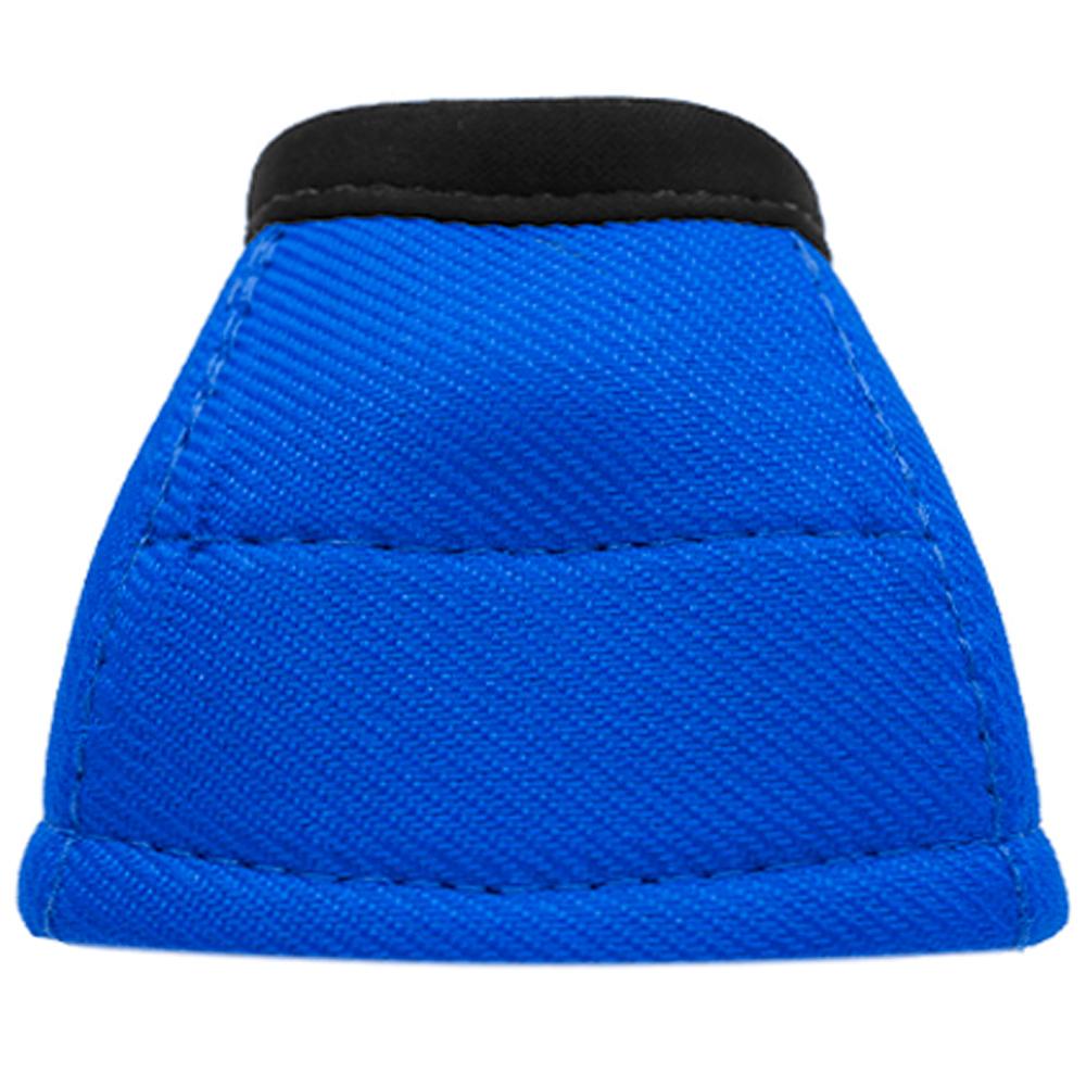 Kit Caneleira Dianteira e Cloche Equitech Premium em Neoprene Azul