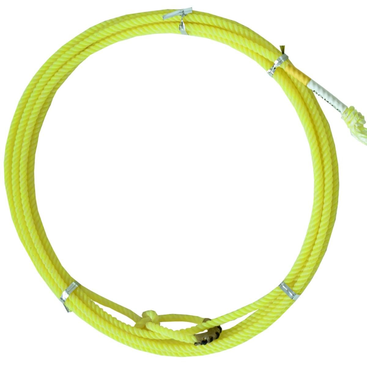 Laço Infantil ou Para Cavalete Power Ropes Amarelo